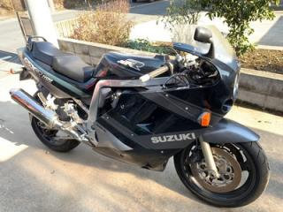 油冷GSX-R1100 買取実績 スズキ